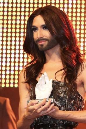 Conchita Wurst Zurich Pride