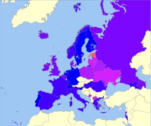 Punkte des Publikums für Österreich