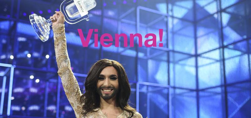 Eurovision Song Contest Vienna - Wien - Vienne