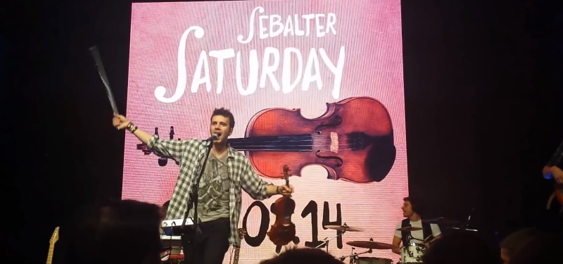 Sebalter Saturday