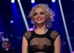 Rykka kurz nach ihrem Eurovision-Sieg in der Schweiz