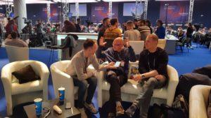 Eurovision Saga Jean-Marc Richard Nicolas Tanner Eurovision Song Contest