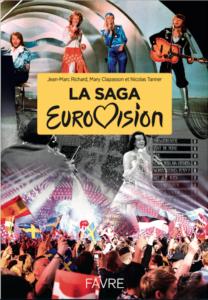 Couverture Saga Eurovision