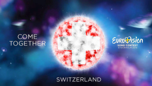 Eurovision Song Contest 2016 Artwork Switzerland