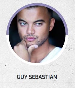 Guy Sebastian Eurovision in Concert 2015