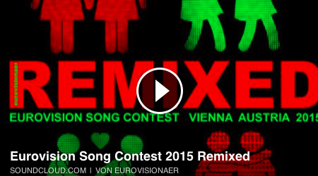 Remix Eurovision Song Contest 2015 Vienna
