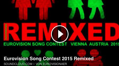 Remix Eurovision Song Contest 2015 Vienna
