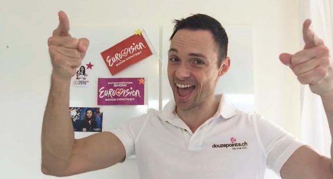 Eurovision Switzerland start voting now