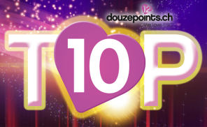 Top 10 Eurovision Song Contest Schweiz 2016