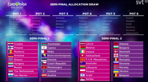 Schweiz Eurovision Song Contest 2016 Semi-Final