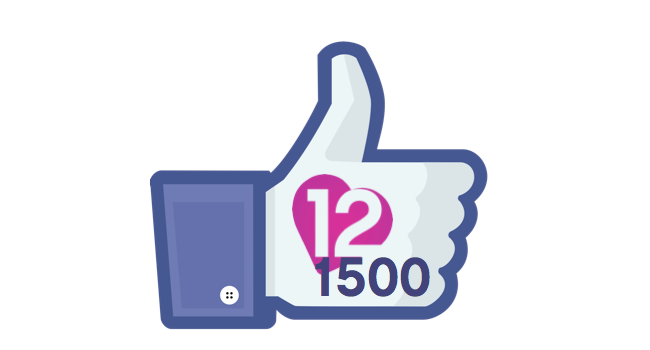 douzepoints.ch Eurovision Song Contest Switzerland Facebook 1500 Fans