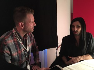 Conchita Wurst Interview