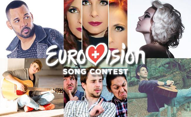 Entscheidungsshow Eurovision Song Contest 2016