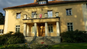 Swiss embassy in Djursholm