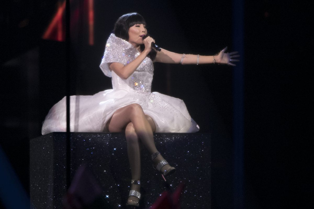 Australia - Dami Im - The Sound Of Silence