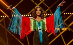 Dana International Winner Eurovision Song Contest 1998