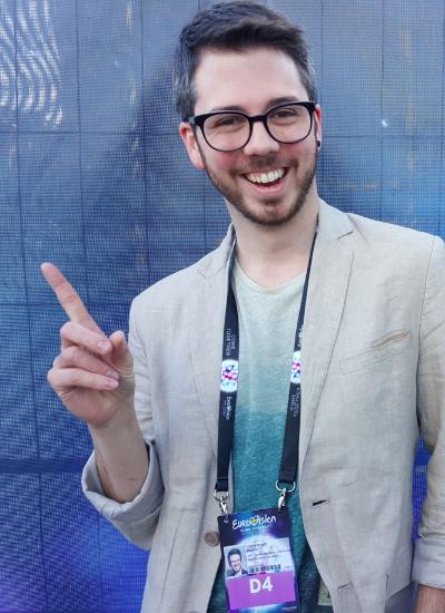 Martin Dürrenmatt Rykka Eurovision Song Contest 2016