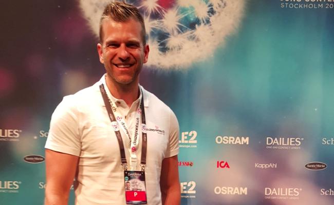 Eurovision Song Contest 2016 Tom Glanzmann