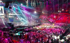 Eurovision Song Contest 2016 Stockholm Globen Arena