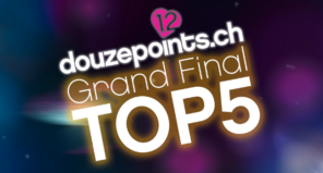 Top 5 Eurovision Song Contest 2016 grand-final douzepoints.ch