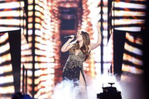 Ira Losco - 1st semi-final