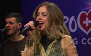 shana pearson exodus eurovision song contest switzerland 2017