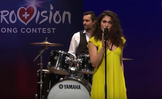 Eurovision Song Contest Timebelle Live-Check SRF esc 2017 Apollo