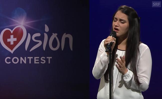 Gold Freschta Eurovision Song Contest Switzerland 2017