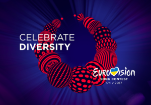 Celebrate Diversity Artwork Eurovision Song Contest 2017