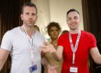 Reaction douzepoints.ch Switzerland Eurovision Song Contest 2017 Timebelle Apollo