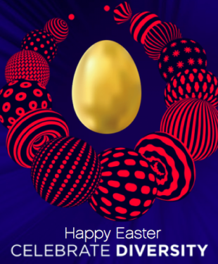 Happy Eurovision Easter 2017