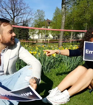 Get to know Timebelle and Berne 1/4, Eurovision Song Contest 2017, Switzerland Timebelle