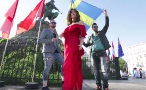 Timebelle Apollo Machup Eurovision Song Contest 2017