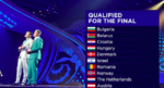 Eurovision Song Contest 2017 semi final 2 qualifiers