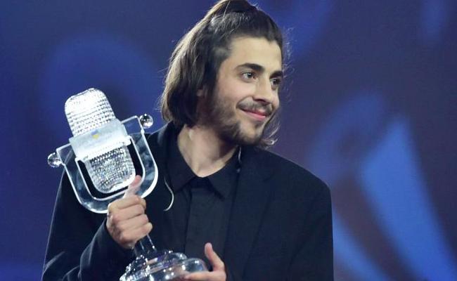 Salvador Sobral Eurovision Song Contest 2017
