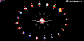 full results switzerland eurovision song contest 2017