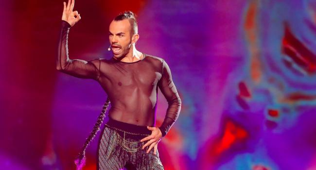 Slavko Kalezić Eurovision Montenegro