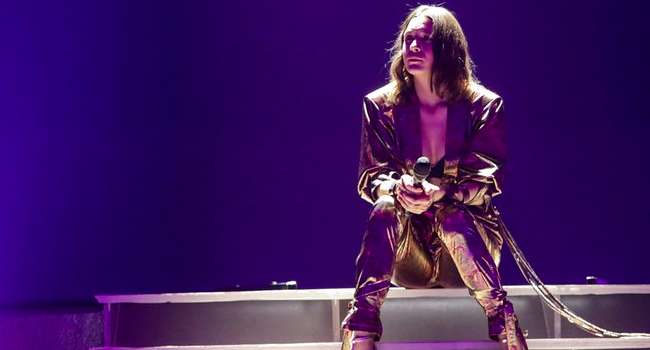 Martina Bárta Eurovision 2017