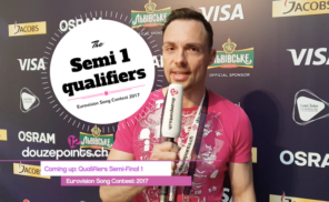Eurovision Song Contest 2017 qualifiers semi final 1