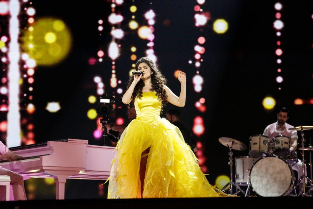 Eurovision Song Contest 2017 Timebelle Switzerland Apollo