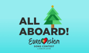 Merry Christmas Eurovision Song Contest 2018 Lisbon All aboard