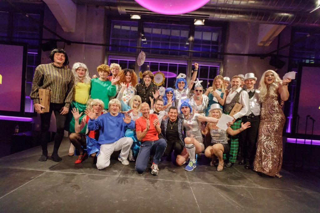 Zürivision 2017 Gay Sport Zürich