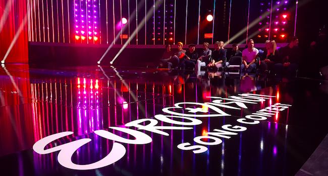 Eurovision Song Contest 2018 Entscheidungsshow