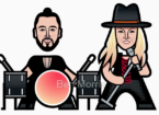 ZIBBZ Stones Europops Eurovision Song Contest 2018