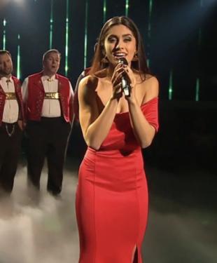 Leticia Carvalho Eurovision Song Contest Portugal