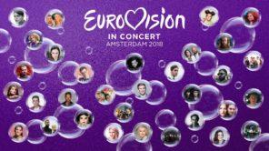 Eurovision in concert 2018 ZIBBZ Stones