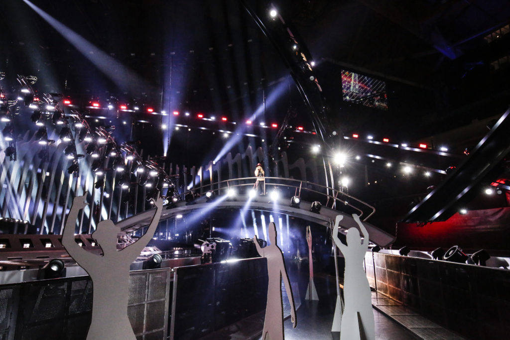 ZIBBZ 2nd rehearsal Eurovision Song Contest 2018
