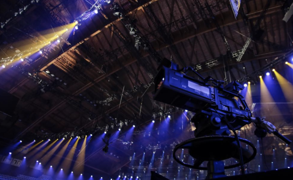 Eurovision Song Contest 2018 Lisbon Altice Arena Stage