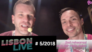 LISBON LIVE 5/2018