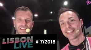LISBON LIVE 7/2018